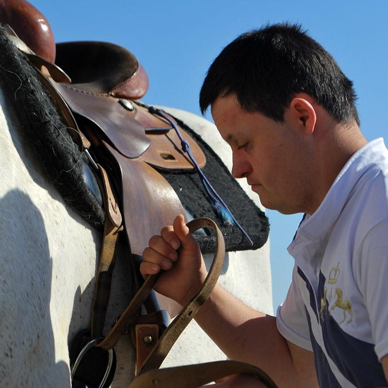 L'équitation pour les personnes handiacpées